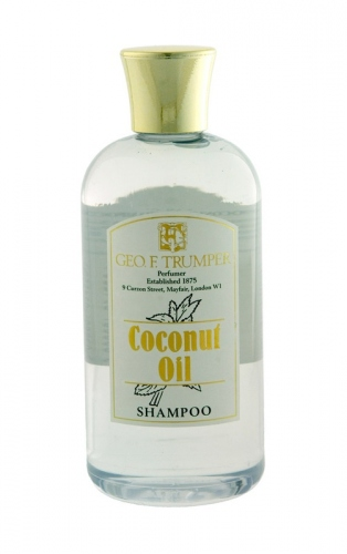 Geo.F. Trumper: Coconut Oil Shampoo 200ml