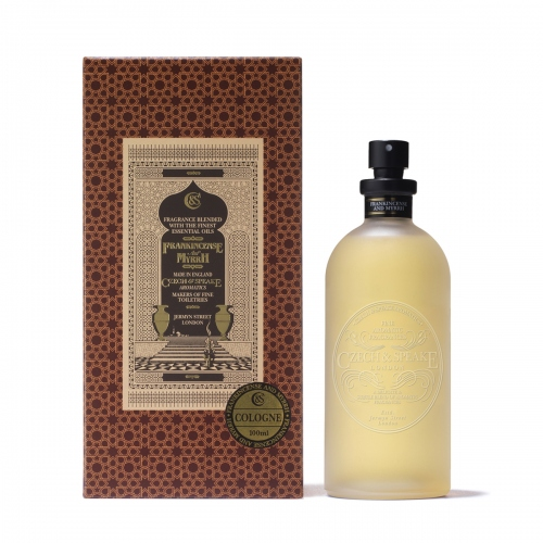 Czech & Speake Frankincense&Myrrh Cologne 100ml Spray
