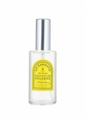 D.R. Harris Freshening Cologne Spray 50ml