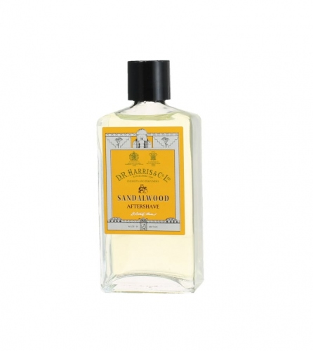 D.R. Harris Sandalwood Aftershave 100ml