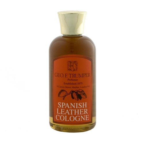 Geo.F. Trumper Spanish Leather Cologne 100ml