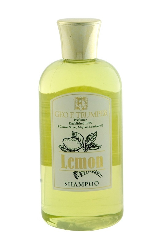 Geo.F. Trumper: Lemon Shampoo 200ml