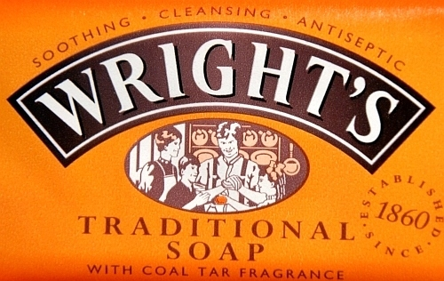 Wrights Coal Tar Soap 125g