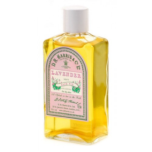 D.R. Harris: Lavender Bath Oil 100ml