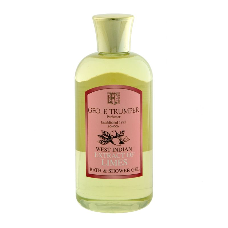 Geo.F. Trumper Extract of Limes Bath and Shower Gel 200ml
