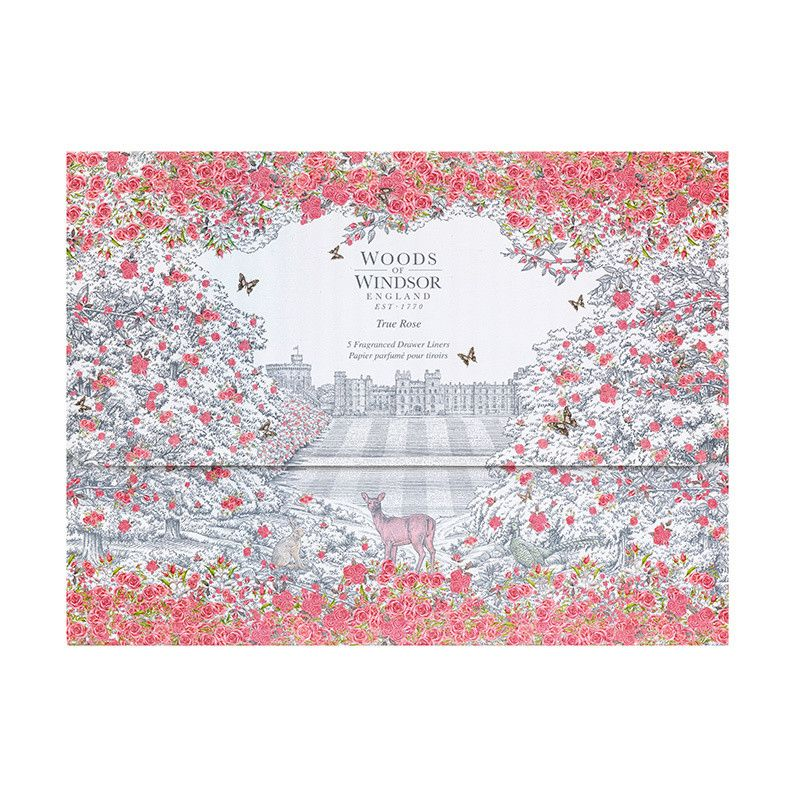 Woods of Windsor True Rose Draw Liners