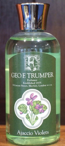 Geo.F. Trumper: Ajaccio Violets 100ml (Travel Pack)