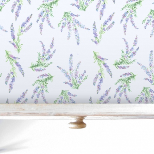 The Master Herbalist: Lavender Drawer Liners