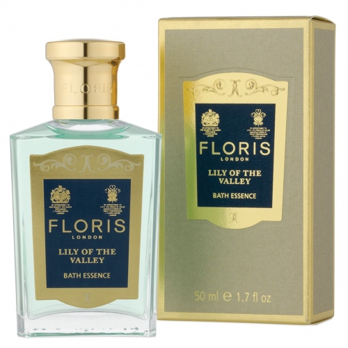Floris: Lily Of The Valley Bath Essence 50ml