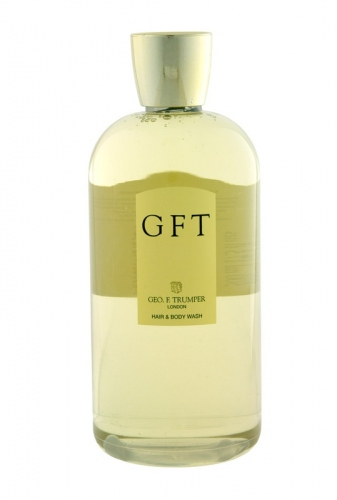 Geo.F. Trumper: GFT Hair & Body Wash 500ml