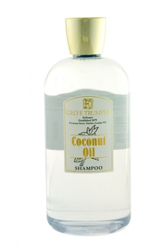 Geo.F. Trumper: Coconut Oil Shampoo 500ml