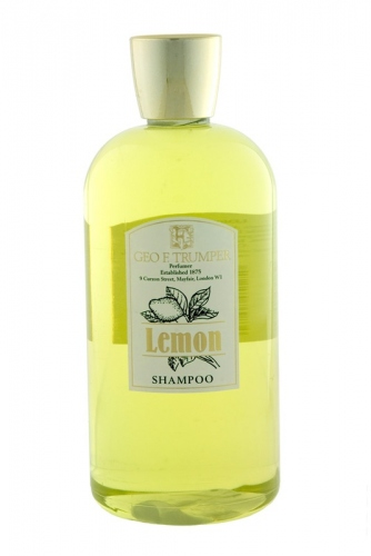 Geo.F. Trumper: Lemon Shampoo 500ml