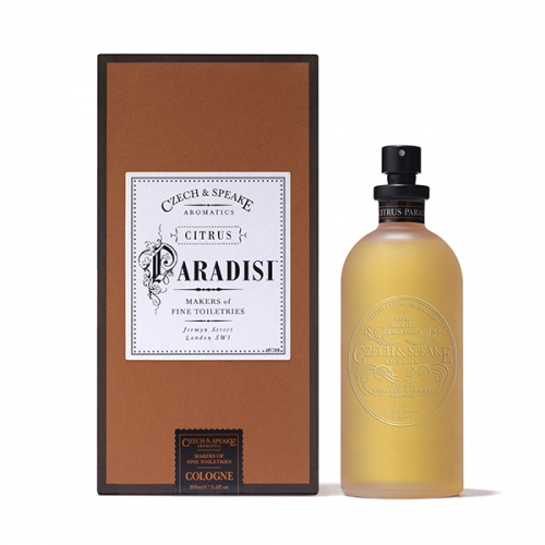 Czech & Speake Citrus Paradisi Cologne 100ml Spray
