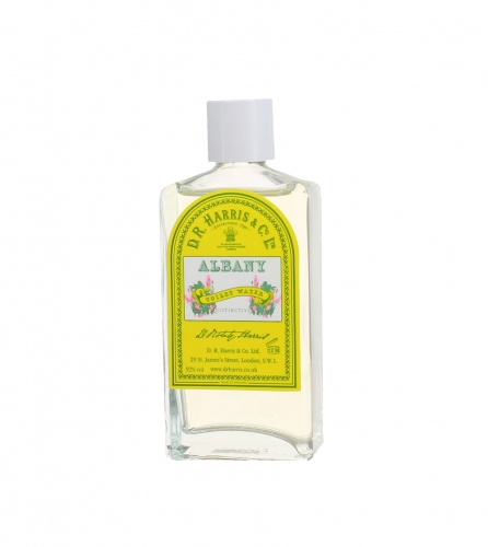D.R. Harris Albany Toilet Water 100ml