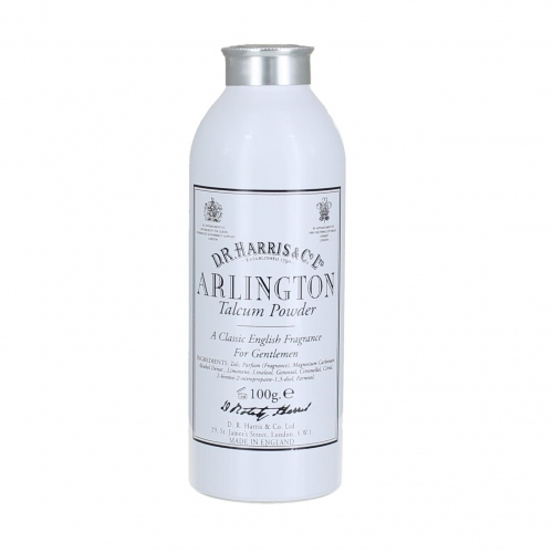 D.R. Harris Arlington Talcum Powder 100g