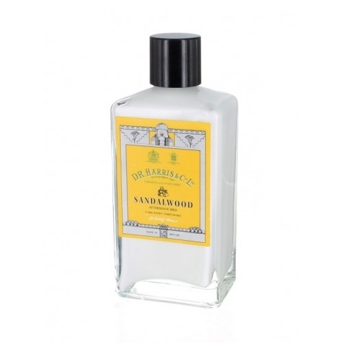 D.R. Harris Sandalwood Aftershave Milk 100ml