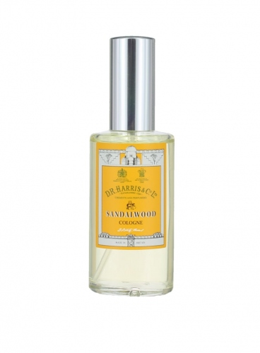 D.R. Harris Sandalwood Cologne Spray 50ml