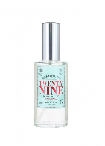 D.R. Harris Twenty Nine Cologne Spray 50ml