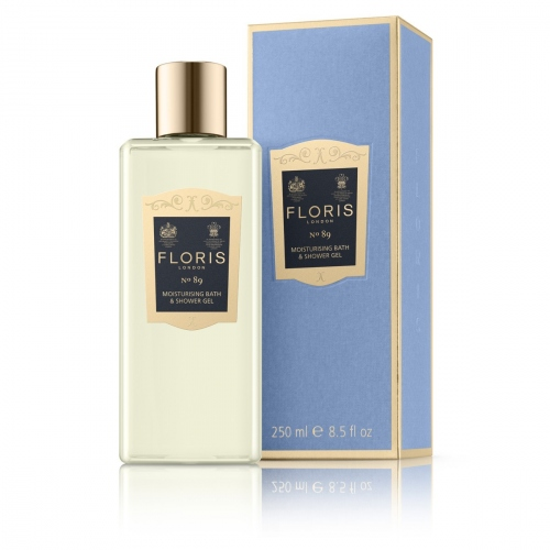 Floris: No 89 Bath&Shower Gel 250ml