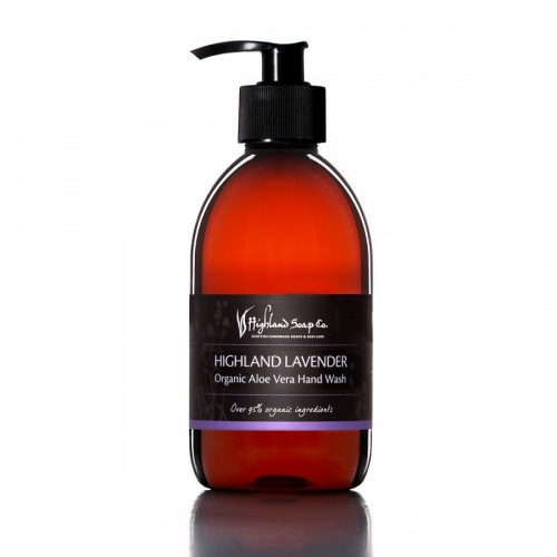 The Highland Soap Company Lavender Hand Wash 300ml