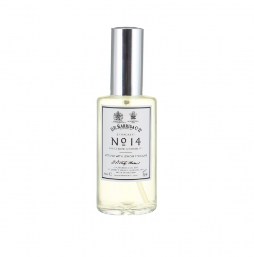 D.R. Harris No 14 Vetiver with Lemon Cologne Spray 50ml