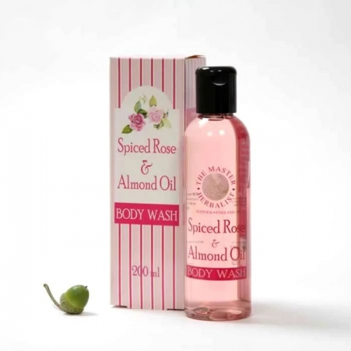Master Herbalist: Spiced Rose Body Wash 200ml