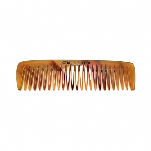 Cyril R. Salter: Beard and Moustache Comb 9cm
