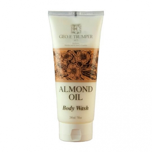Geo.F. Trumper: Almond Oil Body Wash 200ml