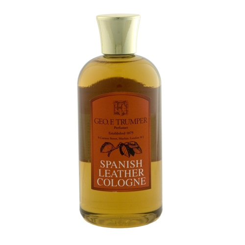 Geo.F. Trumper Spanish Leather Cologne 500ml