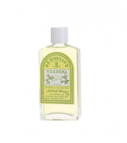 D.R. Harris: Verbena Bath Oil 100ml