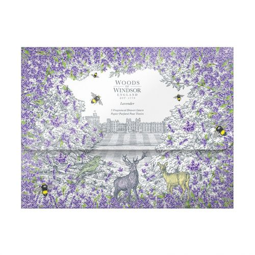 Woods of Windsor Lavender Draw Liners