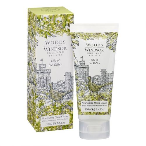 Woods of Windsor Lily of Valley Hand Cream 100ml